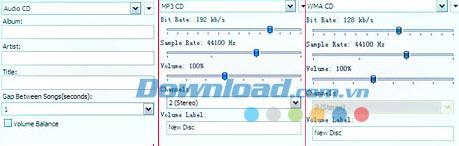 3herosoft CD Burner 4.0.6 - Professionelle CD-Brennsoftware