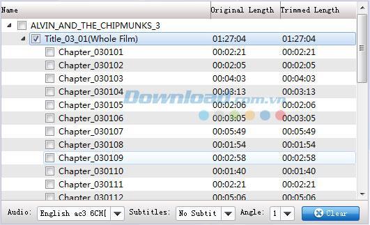 EaseFab Blu-ray Ripper 5.1.3 - Blu-ray Disc-Ripping-Software