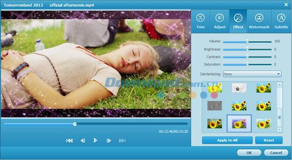 Aimersoft Video Converter Ultimate 6.3 - Konvertieren Sie Videos einfach