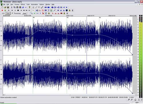 Wavosaur 1.1.0.0 - Einzigartiger Soundeditor