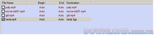 Jason DVD Video zu SWF Konverter 4.38 - SWF Konvertierungssoftware