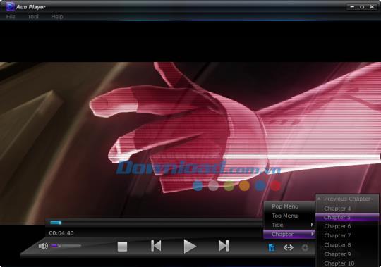 Aun Player 1.1.0.990 Beta - Filme auf dem Computer ansehen