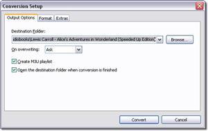 Audio Speed Changer Pro 1.5 - Software, die die Geschwindigkeit von Audiodateien erhöht
