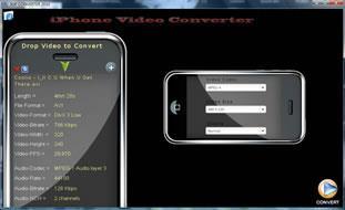 iPhone Video Converter - Konvertiert Videos in das iPhone-Videoformat