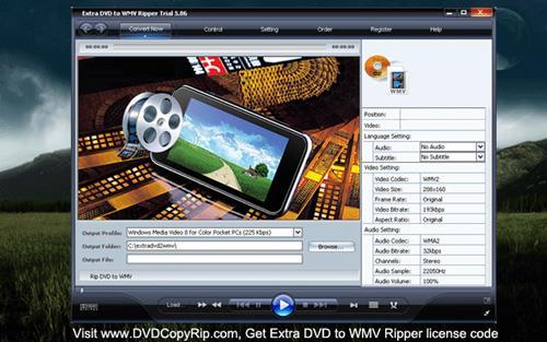 Zusätzliche DVD zu WMV Ripper