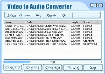 Schneller Video-Audio-Konverter
