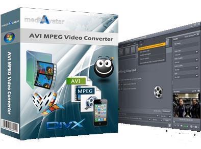 MediAvatar AVI MPEG-Videokonverter