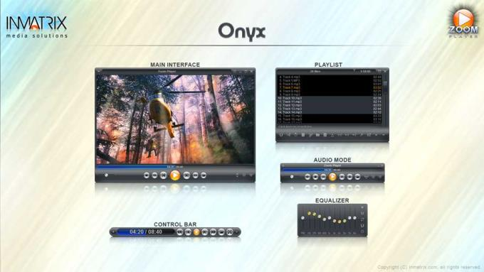 Zoom Player 15.5 - Kostenlose Musik-Player-Software