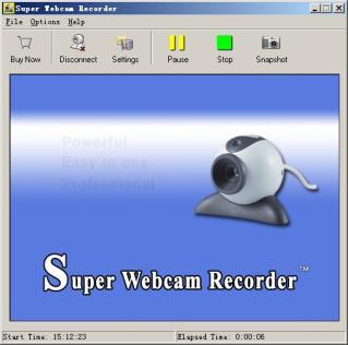 スーパーウェブカメラレコーダー4.1
