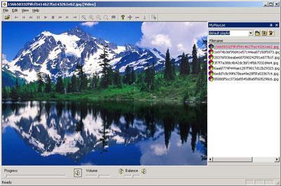 Advanced DVD Player 2.37 - Kostenloser Musik-Player