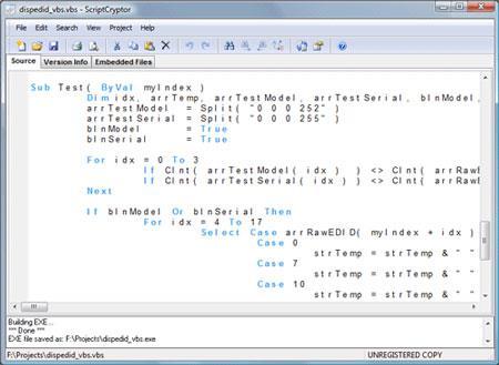 ScriptCryptor Compiler