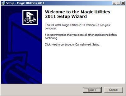 Magische Dienstprogramme
