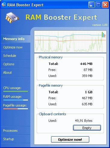 RAM Booster Expert 1.3