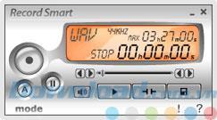 Record Smart 1.0 - PC-Aufnahmesoftware
