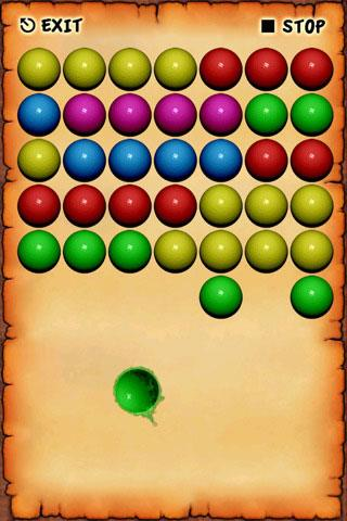 Attack Balls Free pour iPhone