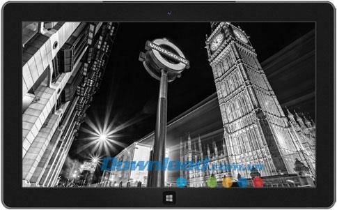 Thème de l'architecture de Londres - Thème de l'architecture de Londres