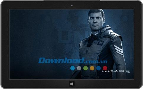 Thème Halo 4 Heroes - Thème Halo 4 Hero