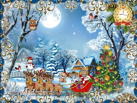 Cartes de Noël - Apportez l'ambiance de Noël chez vous