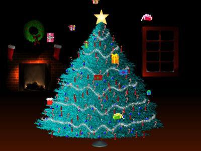 A Christmas Tree Screensaver 4.0 - Weihnachtsmotiv Screensaver für Computer