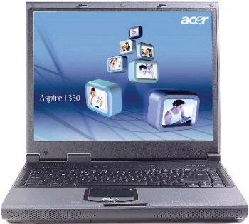 Treiber für Acer Aspire 1350