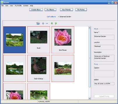 Bloom for Mac3.5.2-画像のアップロードをサポートするソフトウェア