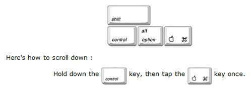 Smart Scroll für Mac 3.9.10 - Die Software hilft dem Computer, sich reibungslos zu bewegen