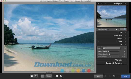 Belichtung für Mac 5.0.0.703 - Professionelle Fotobearbeitung auf Mac