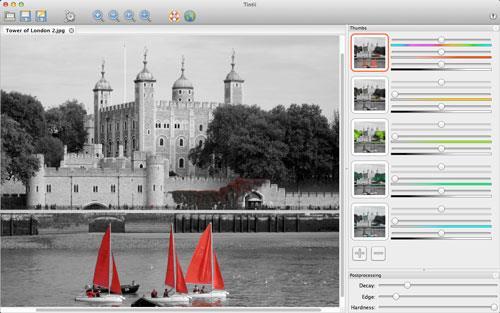 Tintii Photo Filter für Mac 2.6.3 - Fügen Sie Bildern Farbeffekte hinzu