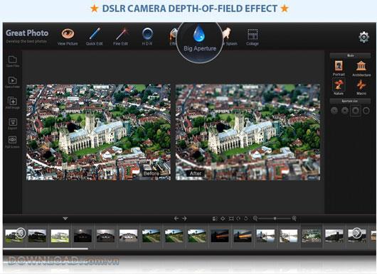 Tolles Foto für Mac - Umfassende Fotobearbeitungsanwendung
