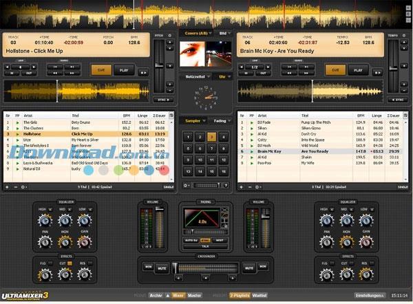 UltraMixer für Mac 6.2.4 - Musikmischsoftware für Mac