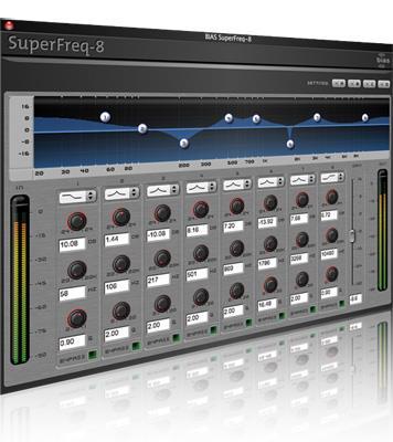 SuperFreq 1.2 für Mac OS X.