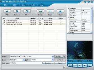 ImTOO DVD zu iPhone Konverter für Mac