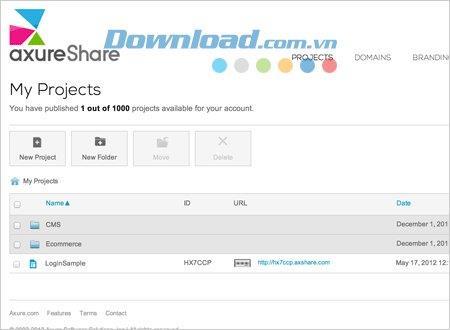 Axure RP Pro für Mac 7.0.0.3187 - Attraktives Website-Design für Mac