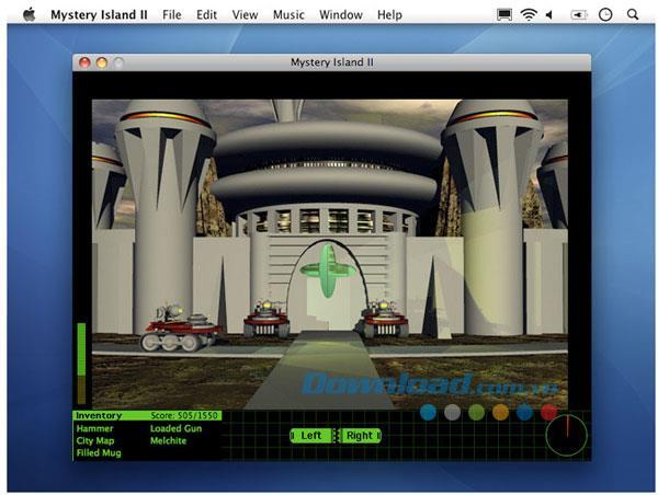 Mystery Island II für Mac 1.9.5 - Spiel der an Bord dienenden Seeleute