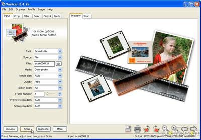 VueScan for Mac9.7。 -高品質の画像スキャンソフトウェア