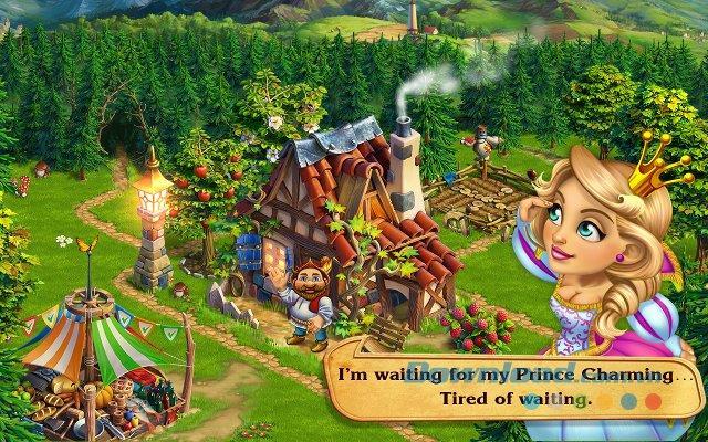 Build a Kingdom für Android 1.8.6 - Kingdom Building-Spiel für Android