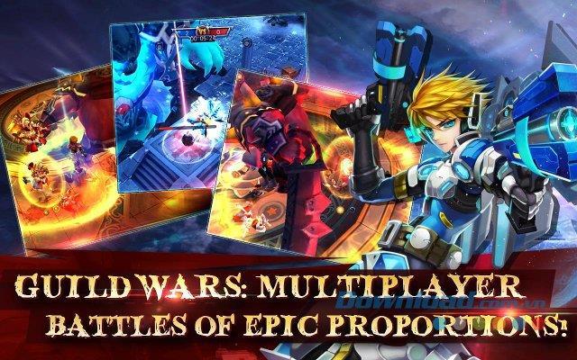 Schwert des Chaos für Android 6.0.2 - Multiplayer-Rollenspiel für Android