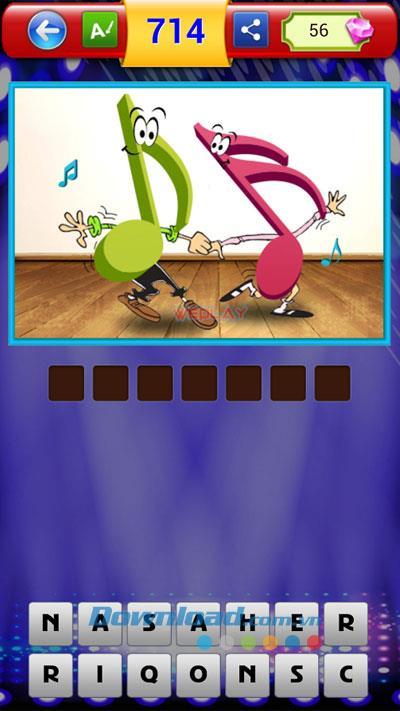 Erhalten von Wort 2 für Android 9.0 - Spiel zum Finden und Erraten von Wörtern basierend auf Bildern