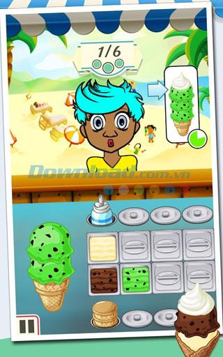 Ice Cream (Ice Cream) für Android 1.0.5 - Ice Cream Shop Management-Spiel für Android