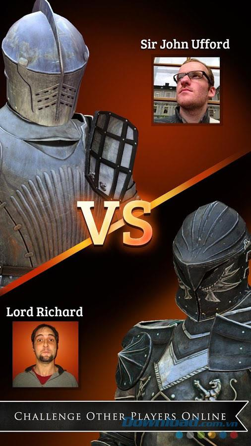 Rival Knights für Android 1.0.0 - Tolles Kavalleriespiel für Android