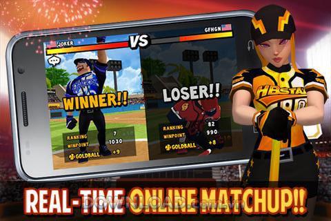 Homerun Battle 2 für Android - Unterhaltsames Spiel für Android