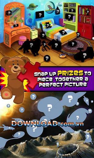 Preisklaue für Android - Cotton Collection Game