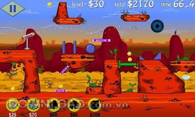 Lazy Snakes für Android - Spielunterhaltung für Android