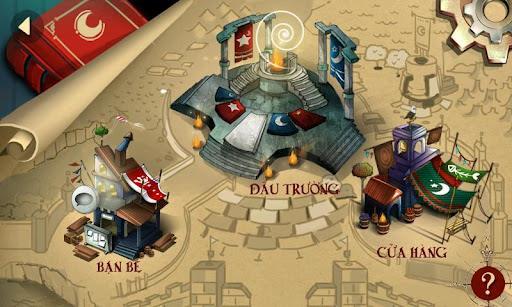 Magic Arena für Android - Arena-Spiel für Android