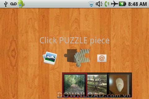 Puzzle für Android senden - Puzzlespiel für Android