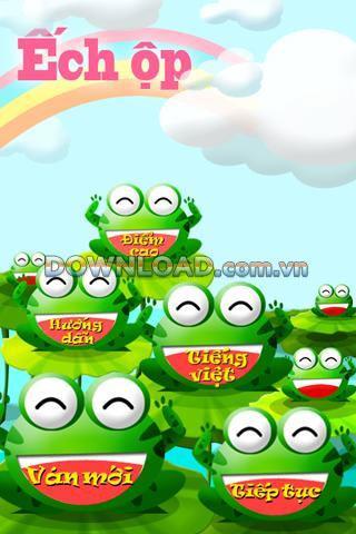 Frosch - Android - Spielen Sie das Froschspiel