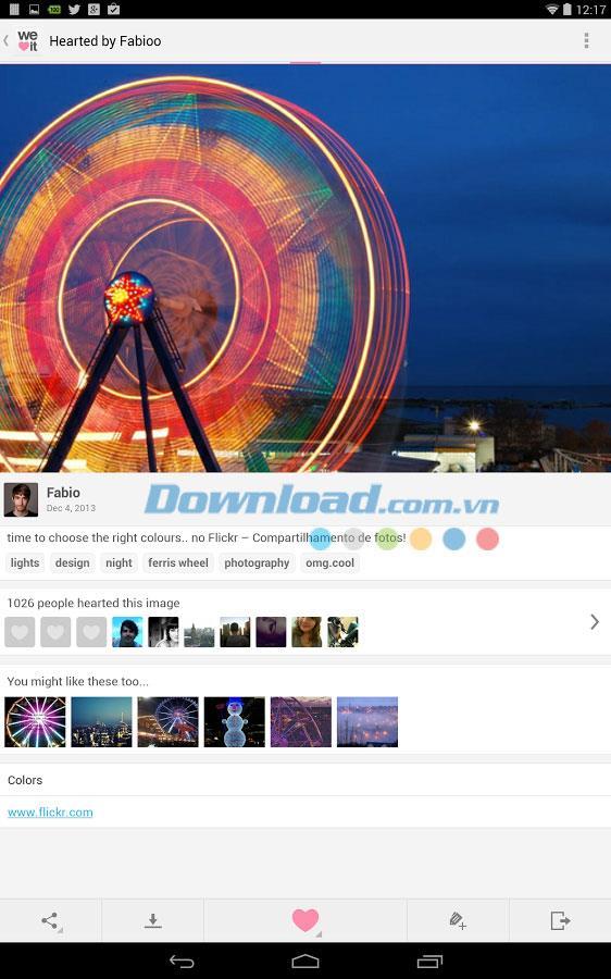 We Heart It forAndroid-Androidのソーシャルネットワーク写真