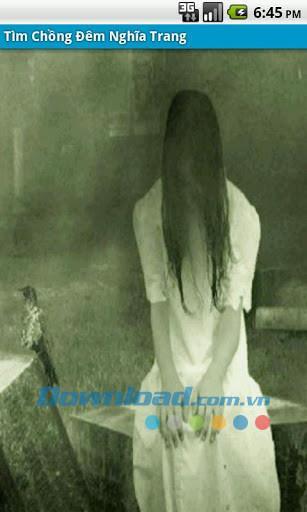 Finde Ehemann Nachtfriedhof für Android 1.0 - Horror Ghost Stories