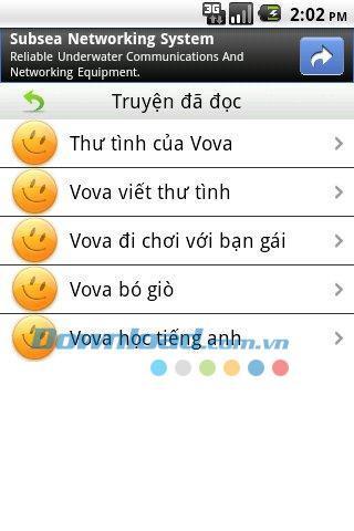 Vova lacht für Android 2.0.0 - Witze Vova