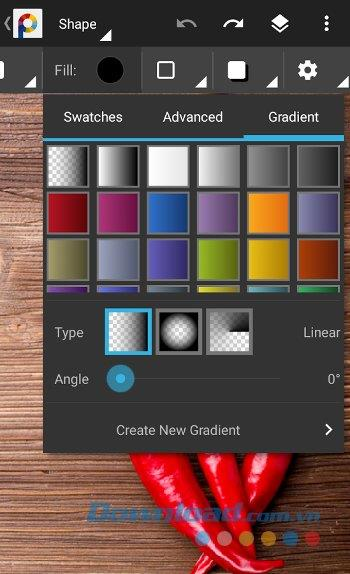 PhotoSuite 4 Free for Android4.3.688-Androidの強力な写真編集アプリ